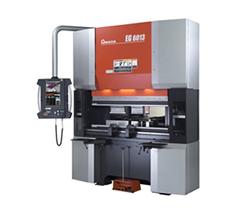 ベンディングマシン AMADA EG-6013 板金加工業者 アナテック 横須賀 神奈川