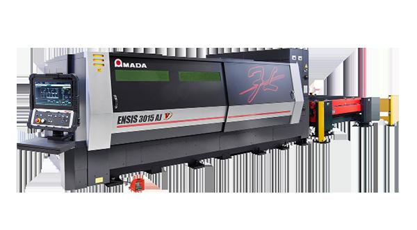 アマダファイバーレーザー加工機 ENESIS3015AJ